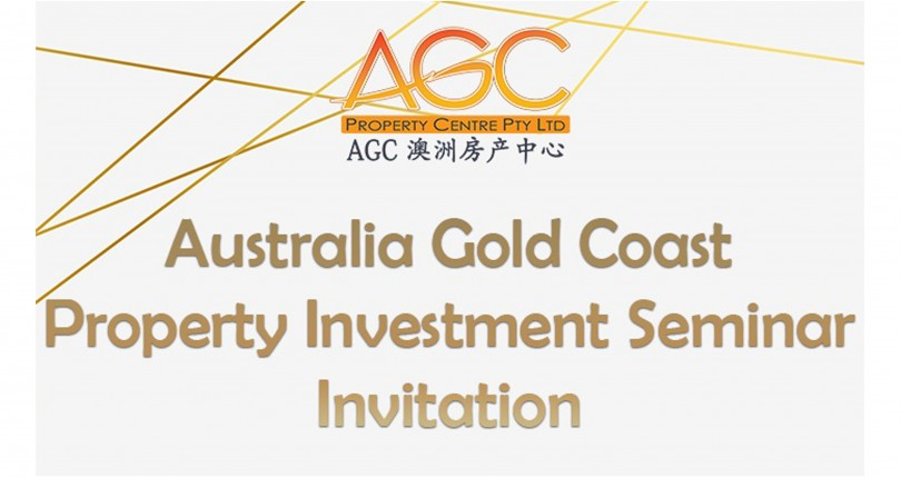 2019 Property Investment Seminar Invitation