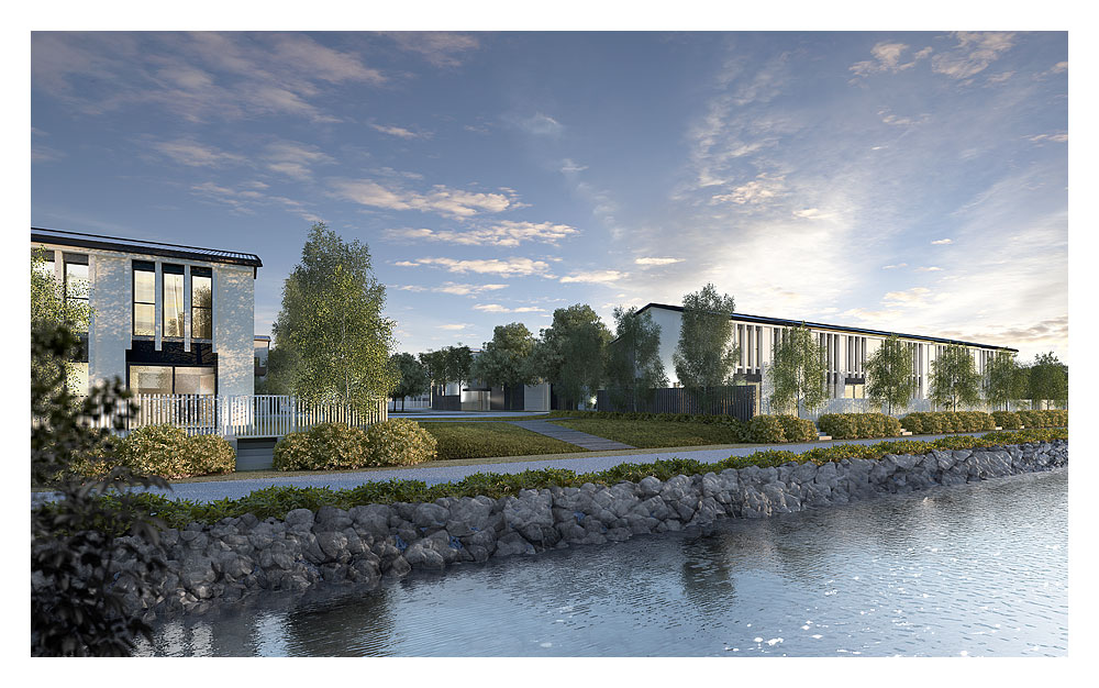 Sales success at Quays Hope Island – more than 75%