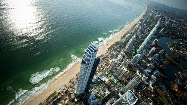 Gold Coast property to rise 11 per cent 2016