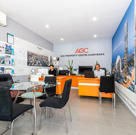 New AGC Property Centre Sunnybank Branch Office Now Opened!