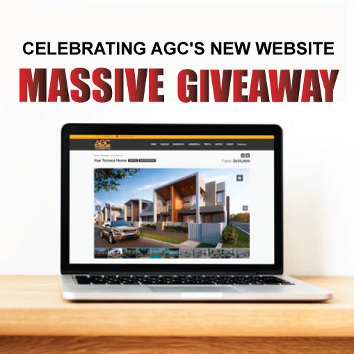 Celebrating AGC's New Website Substantial Giveaway!!
