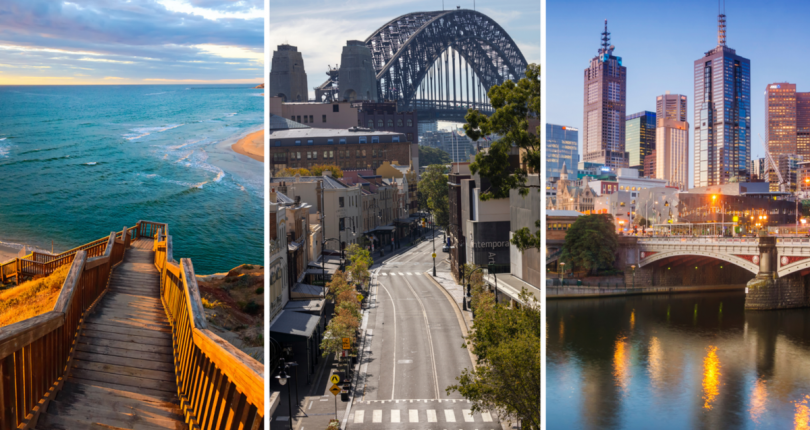 The ten most liveable cities in the world