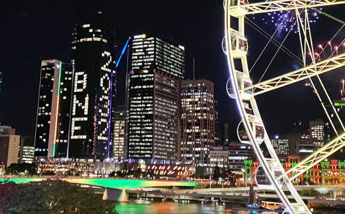 Brisbane announced as 2032 Olympic Games host city at IOC meeting in Tokyo